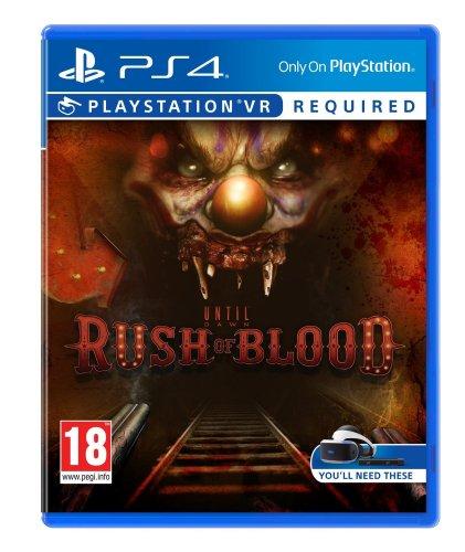 Until Dawn: Rush of Blood - £14 for non-Prime, £12 for Prime @ Amazon