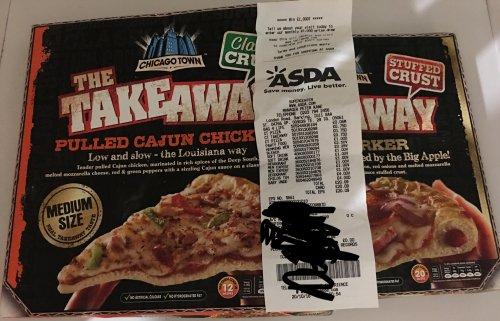 Chicago Town Pizza 75p at Asda!!