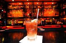 any cocktail free at BE AT ONE bars nationwide for filling in quick survey worth up to £10.50