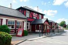 Save 24% plus an extra 25% with O2 Priority - Traditional British Inn Break for Two £47.49 @ Virgin