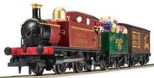Hornby Santa's Express Train Set £39.99 Amazon / Hawkin's Bazaar