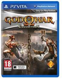 God of War collection for PS Vita £11.99 @ Argos eBay