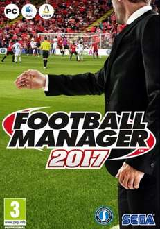 Football Manager 2017 incl. Beta + Free downloadable content £28.49 @ Gamesplanet
