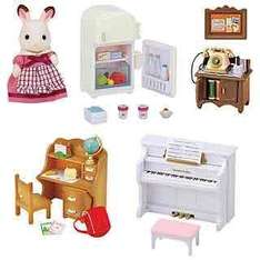 John Lewis 20% off all Sylvanian Families + some price matched on Amazon