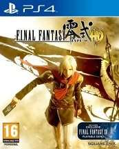 Final Fantasy Type 0 HD Sony PS4 - Like New Preowned - £5.99 Delivered @ Boomerang