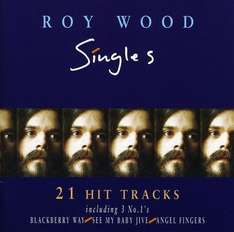 Roy Wood Singles CD £6.96 Amazon Prime (less £1 credit for slower delivery - add £1.99 if no Prime)