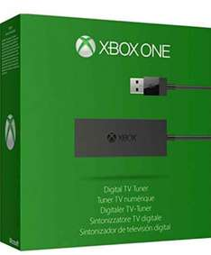 Xbox One Digital TV tuner £12.80 Prime or £14.79 non prime Sold by Mediacentre and Fulfilled by Amazon.