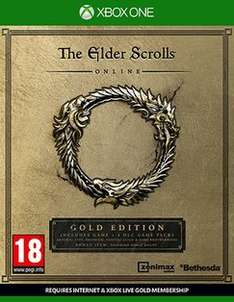 [Xbox One/PS4] The Elder Scrolls Online Gold Edition - £24.99 - Game