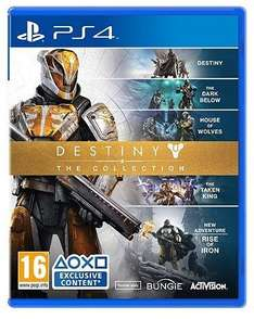 [Xbox One/PS4] Destiny: The Collection - £28.00 - Tesco Direct