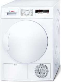 Bosch Heat Pump Dryer 8kg (A+) , 2 year Warranty £359 @ Simplyelectricals