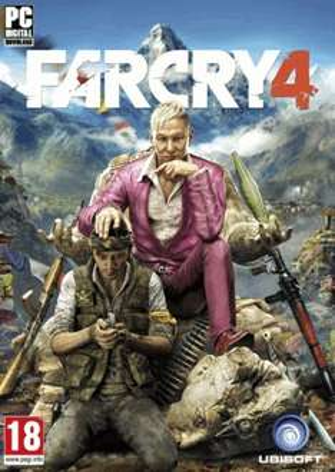 Farcry 4 PC (UPlay) £6.99 @ CDKeys