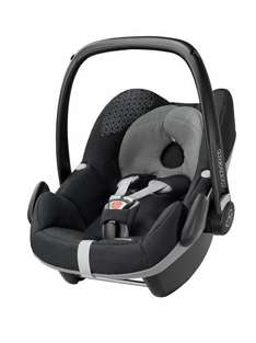 Maxi-Cosi Pebble Group 0+ Car Seat - Origami Black £144.99 or £129.99 if you sign up to Amazon Prime trial