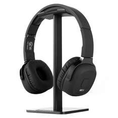 Wireless Over Ear Headsets with Mic Noise Cancelling Stereo Headset Bluetooth 4.0 NFC with Mic and Pedometer Foldable 180 Degree Rotatable Headphone with Headphone Stand - £20.99 Sold by Mindkoo Tech and Fulfilled by Amazon