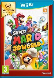 Super Mario 3D World, Captain Toad Treasure Tracker, Steam World Collection, Legend of Zelda: Wind Waker HD [Wii U Selects] 2 for £30 @ Base