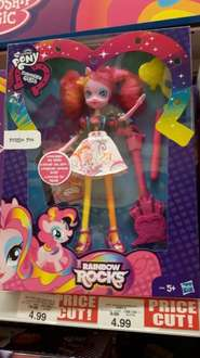 My Little Pony Doll - Toys R Us £4.99 Harlow store