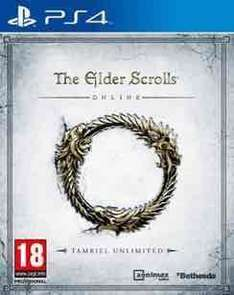 elder scrolls online tamriel unlimited ps4 (preowned) £5.74 @ GAME via musicmagpie