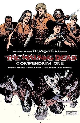 Walking Dead Compendium Volume 1 Kindle (plus Comixology copy) £20.23