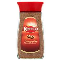 Kenco Smooth 200g - Co-op instore - £3.49
