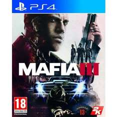 Mafia 3 (PS4) - £34.95 @ The game collection