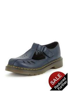 Younger girls dr martens shoes £12 at Very free c+c
