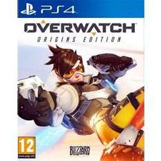 Overwatch Origins Edition (PS4/XboxOne) - £32.00 delivered @ Tesco Direct