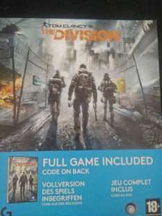 Free Copy Of Tom Clancy's Division With Selected Logitech G Products.
