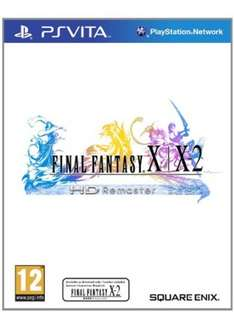 Final Fantasy X/X-2 HD Remaster (PS Vita) £17.99 @ Base