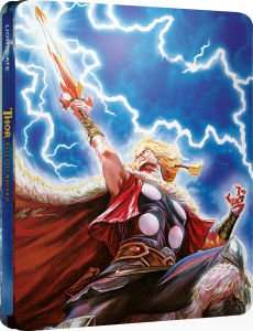 Thor: Tales of Asgard - Exclusive Limited Edition Steelbook (2000 Only) Blu-ray - £3.99 delivered - NEW - Zavvi