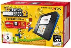 2DS Black/blue with NSMB2 or red/white with Tomodachi Life £64.99 Sainsbury's in store