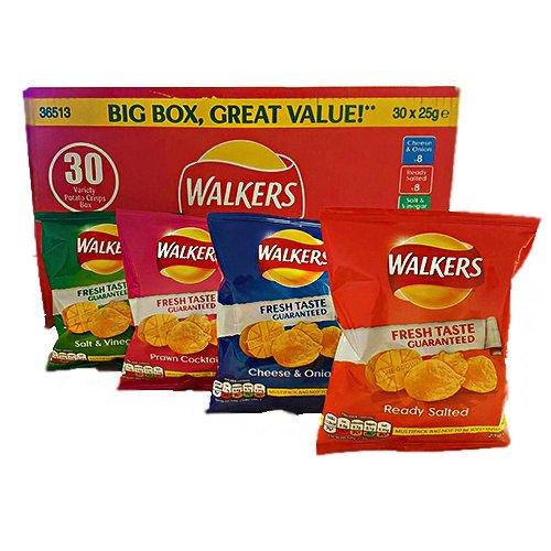 30 packs of walkers for £2.95 wilkos
