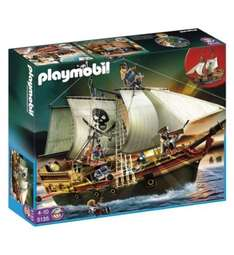Playmobil pirate attack ship £18 @ Boots