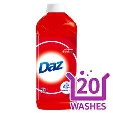 Daz Washing Liquid - 20 Washes for £1.50 @ Tesco