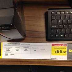 24 inch Acer Monitor 1920x1080 5ms £66.97 @ Currys/PCWorld