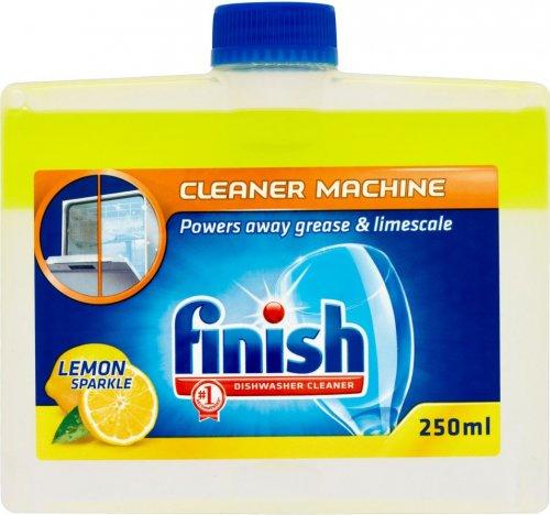 Finish Dishwasher Cleaner 250ml.  Half price at Tesco £2