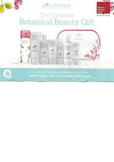 Liz Earle 7 Piece The Ultimate Botanical Collection QVC Sunday 23rd October Only - £55.91