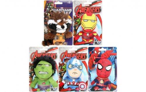 Marvel Mini Talking Plush / TMNT Mini Talking Plush now £1 @ Halfords (free click&collect)