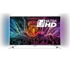 """PHILIPS 55PUS6501 Smart 4k Ultra HD HDR 55"""" LED TV £669 @ Currys"""
