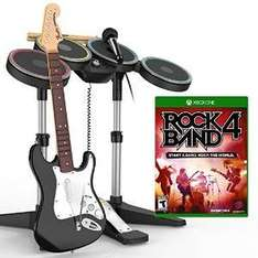 Rock Band 4 Band in a Box (XBox One) £79.99 on Amazon (Prime Exclusive)