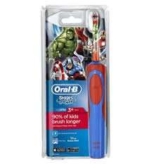 oral-B Avengers electric  toothbrush £8.75 tesco instore