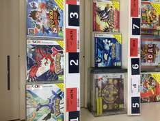 All Pokemon 3DS games £24.74 each at Sainsbury's