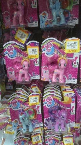 My Little Pony Scan + Play Figure £2.99 @ Smyths