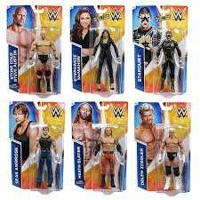 4 BASIC WWE FIGURES FOR £23.98 Smyths (INSTORE)