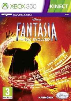 Disney Fantasia: Music Evolved (Xbox 360) £1.95 prime / £3.94 non prime @ Amazon
