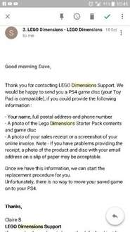 FREE upgrade of lego dimensions ps3 to ps4 (poss xbox 360 to xbone?)