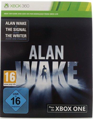 Alan Wake - Xbox 360 - Full Game Download - PLAYS ON XBOX ONE £2.92 prime  £4.91 non prime @ Amazon