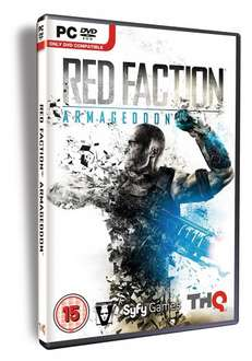 Red Faction Armageddon (PC DVD) £1.99 Prime / £3.98 non prime fulfilled by Amazon