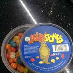 jellystones gourmet jelly bean mis-shapes 350g jelly belly just £1 at home bargains