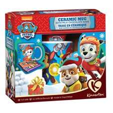 Paw Patrol Small Mug and Chocolate £2.50 at Wilko
