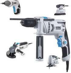 2 for £30 on Power drills - Mix and Match  - Mac allistar at B&Q so works out at £15 each