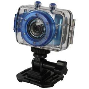 Vivitar DVR783HD Action Camera - Blue was £49.99 nw £24.99 @ argos